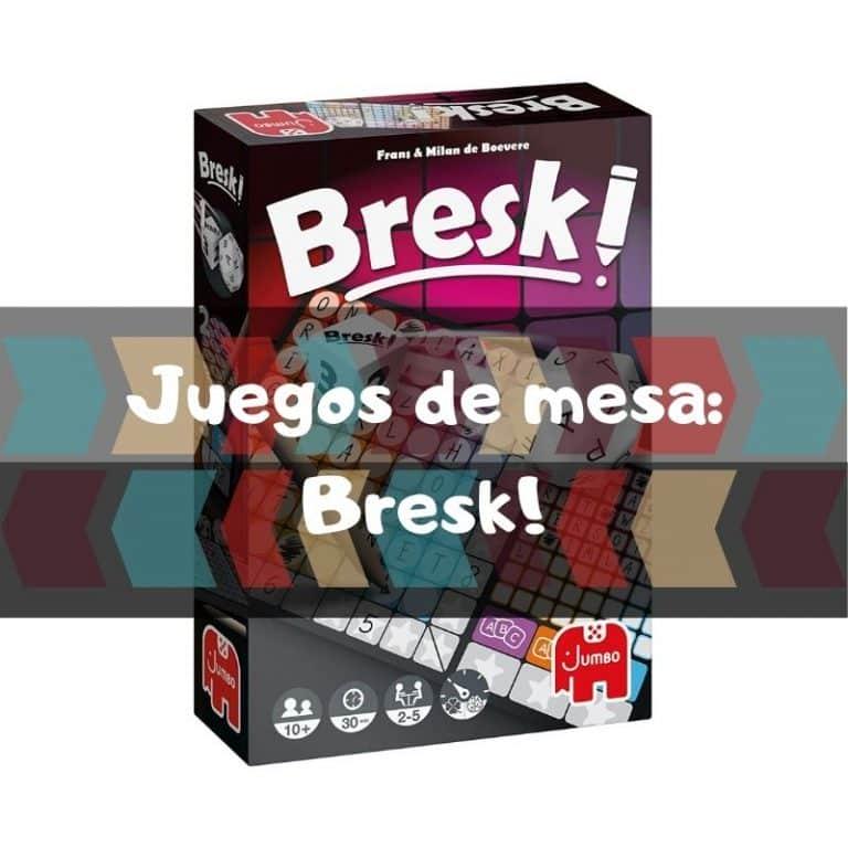 Juego de mesa: Bresk