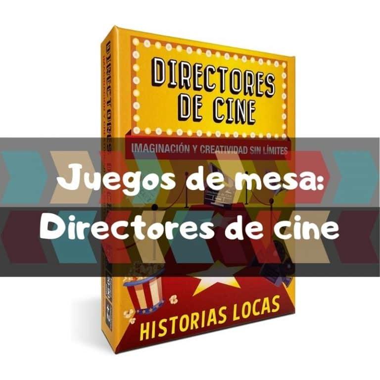 Juego de mesa: Directores de Cine