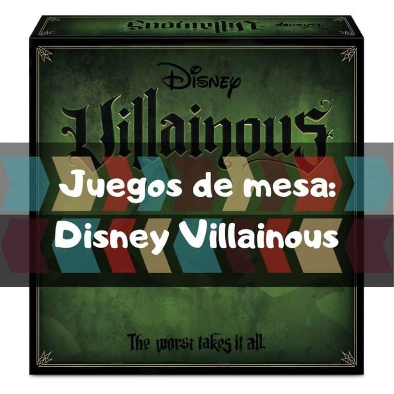 Juego de mesa: Disney Villainous
