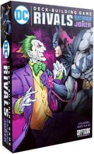 Deck Building Game Rivals Batman vs Joker en inglés - Juegos de mesa de Batman de DC - Los mejores juegos de mesa de Batman de DC