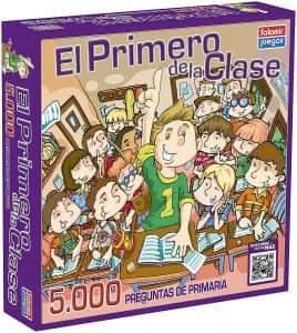 El Primero de la clase de 5000 preguntas - Juegos de mesa de El primero de la clase - Los mejores juegos de mesa de preguntas y respuestas