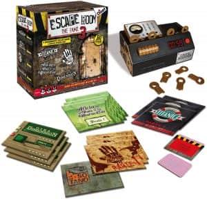 Escape Room the Game 3 - Juegos de mesa de Escape Room - Los mejores juegos de mesa de Diset de Escape Room