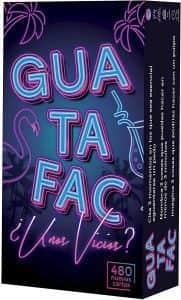 GUATAFAC Unos Vicios - Juegos de mesa para beber - Los mejores juegos de mesa de adultos y risas para beber