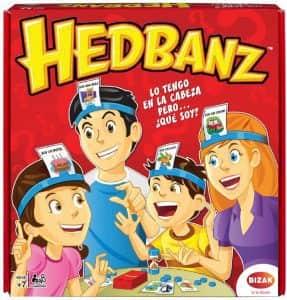 Hedbanz clásico - Juegos de mesa de Adivina el personaje - Los mejores juegos de mesa de Hedbanz