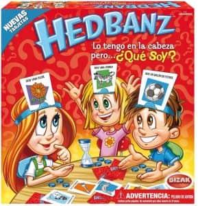 Hedbanz original - Juegos de mesa de Adivina el personaje - Los mejores juegos de mesa de Hedbanz