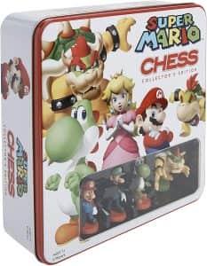 Juego de mesa de Ajedrez de Super Mario Bros - Juegos de mesa de Super Mario - Los mejores juegos de mesa de Mario Bros
