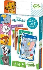 Juego de mesa de Baraja de cartas de Disney - Juegos de mesa de Disney - Los mejores juegos de mesa de Disney
