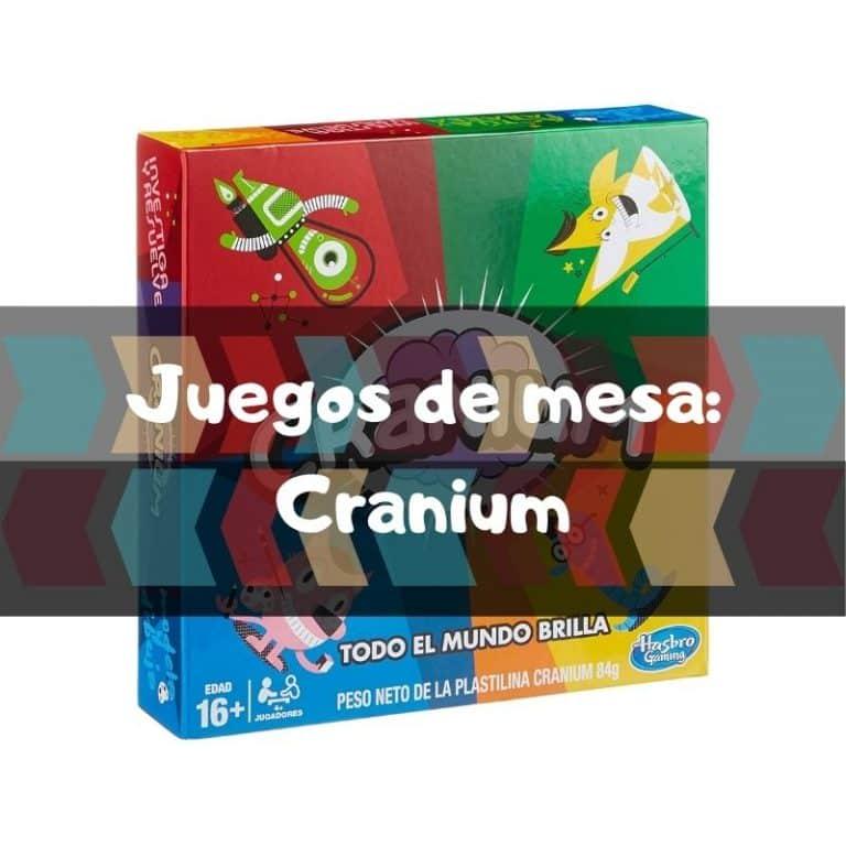 Juego de mesa: Cranium