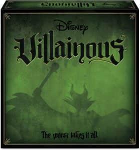 Juego de mesa de Disney Villainous de Disney - Juegos de mesa de Disney - Los mejores juegos de mesa de Disney