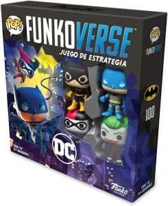 Juego de mesa de Funkoverse de Batman de Estrategia - Juegos de mesa de Batman de DC - Los mejores juegos de mesa de Batman de DC