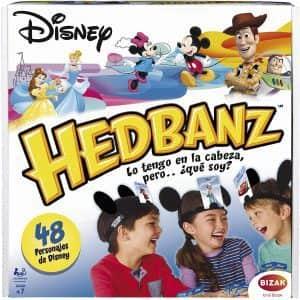 Juego de mesa de Hedbanz de Disney - Juegos de mesa de Disney - Los mejores juegos de mesa de Disney