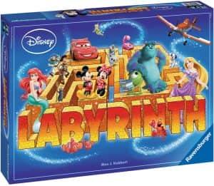 Juego de mesa de Laberinto de Disney - Juegos de mesa de Disney - Los mejores juegos de mesa de Disney
