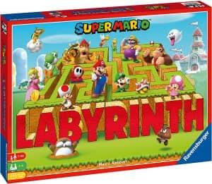 Juego de mesa de Laberinto de Super Mario Bros - Juegos de mesa de Super Mario - Los mejores juegos de mesa de Mario Bros