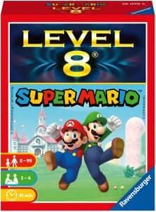 Juego de mesa de Level 8 de Super Mario Bros - Juegos de mesa de Super Mario - Los mejores juegos de mesa de Mario Bros