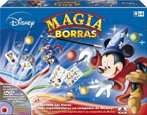 Juego de mesa de Magia Borrás de Disney - Juegos de mesa de Disney - Los mejores juegos de mesa de Disney
