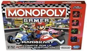Juego de mesa de Monopoly de Super Mario Kart - Juegos de mesa de Super Mario - Los mejores juegos de mesa de Mario Bros
