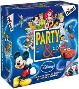 Juego de mesa de Party and Co de Disney - Juegos de mesa de Disney - Los mejores juegos de mesa de Disney
