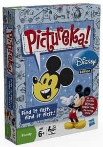 Juego de mesa de Pictureka de Disney - Juegos de mesa de Disney - Los mejores juegos de mesa de Disney