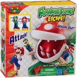 Juego de mesa de Planta carnívora de Super Mario - Juegos de mesa de Super Mario - Los mejores juegos de mesa de Mario Bros