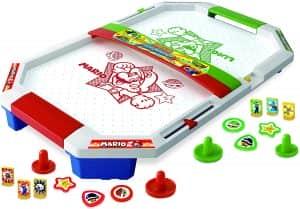 Juego de mesa de Super Mario Air Hockey Attack - Juegos de mesa de Super Mario - Los mejores juegos de mesa de Mario Bros