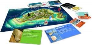 Juego de mesa de Tiburón - Juegos de mesa de películas y series - Los mejores juegos de mesa de Tiburón