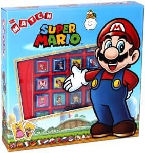 Juego de mesa de Top Trumps Match de Super Mario Bros - Juegos de mesa de Super Mario - Los mejores juegos de mesa de Mario Bros