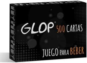 Juego para beber Glop 500 - Juegos de mesa para beber - Los mejores juegos de mesa de adultos y risas para beber