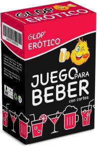 Juego para beber Glop Erótico - Juegos de mesa para beber - Los mejores juegos de mesa de adultos y risas para beber