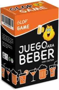 Juego para beber Glop - Juegos de mesa para beber - Los mejores juegos de mesa de adultos y risas para beber