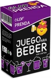 Juego para beber Glop Prenda - Juegos de mesa para beber - Los mejores juegos de mesa de adultos y risas para beber