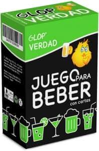 Juego para beber Glop Verdad - Juegos de mesa para beber - Los mejores juegos de mesa de adultos y risas para beber