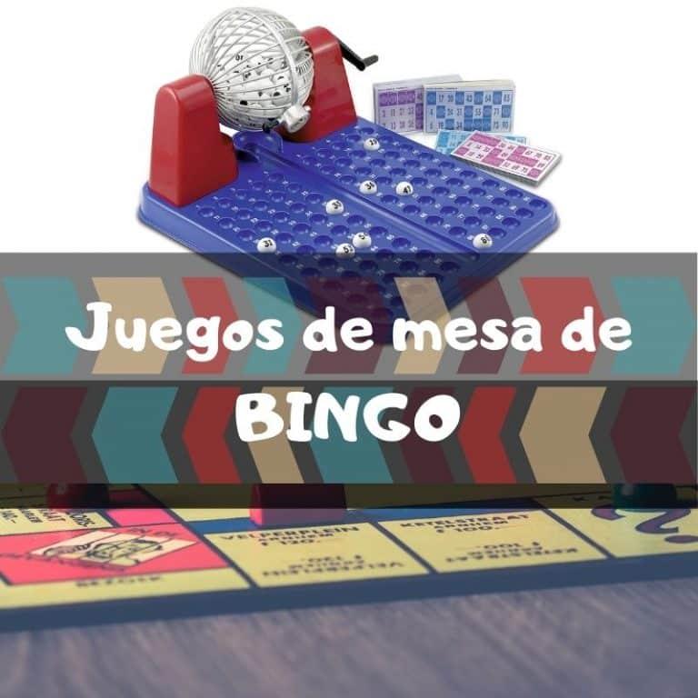 Los mejores juegos de mesa de Bingo