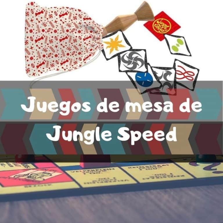 Los mejores juegos de mesa de Jungle Speed