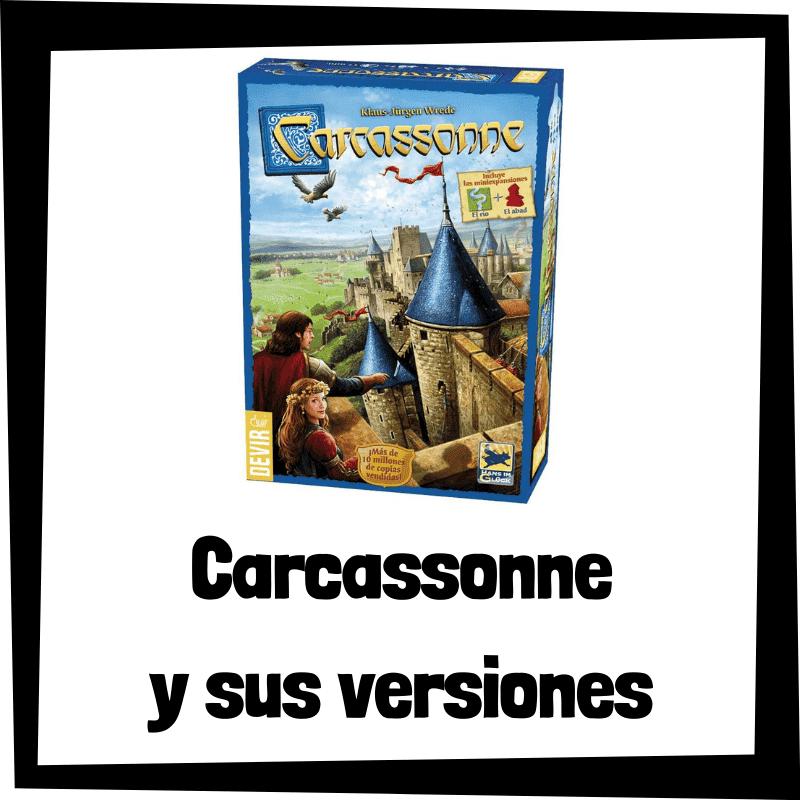 Los mejores juegos de mesa de Carcassonne - Juegos de mesa populares