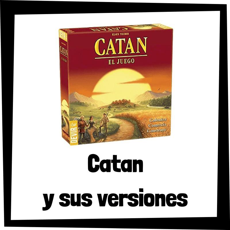 Los mejores juegos de mesa de Catan - Juegos de mesa populares