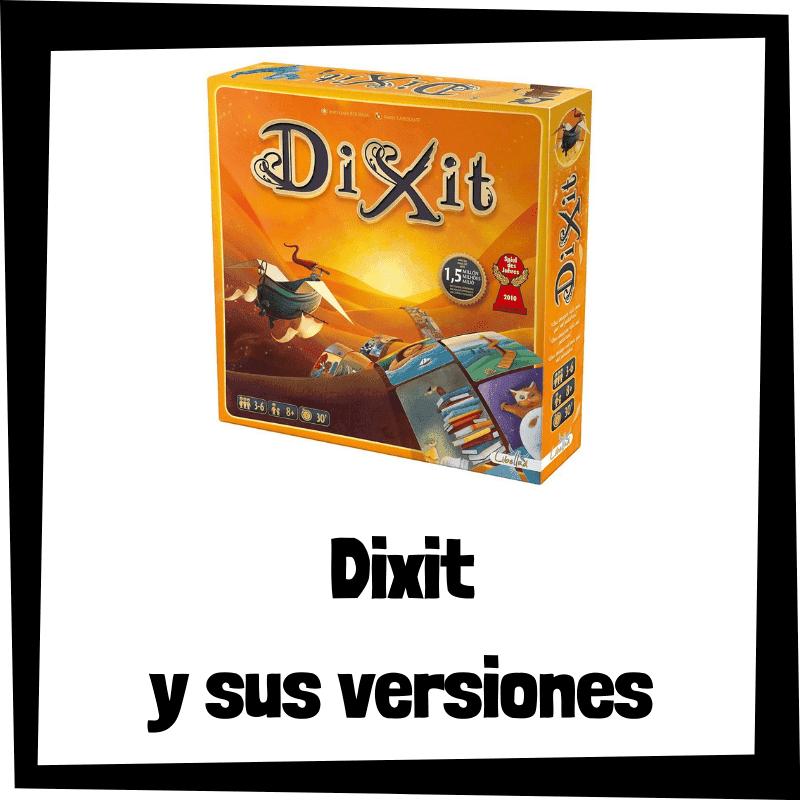 Los mejores juegos de mesa de Dixit - Juegos de mesa populares