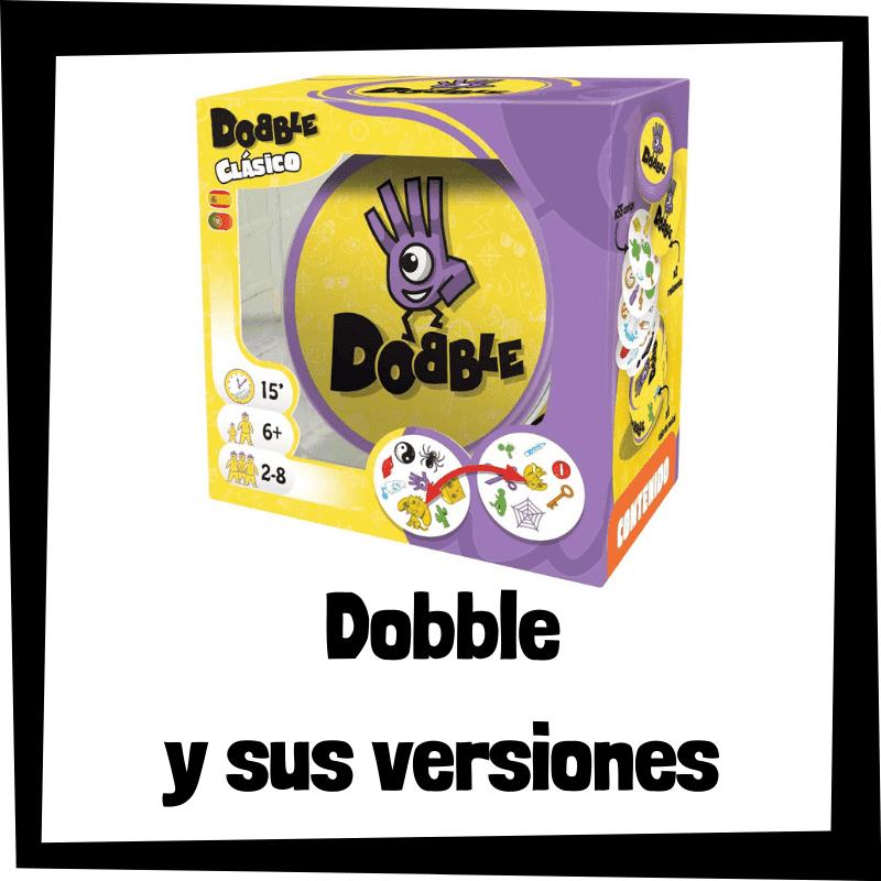 Los mejores juegos de mesa de Dobble - Juegos de mesa populares
