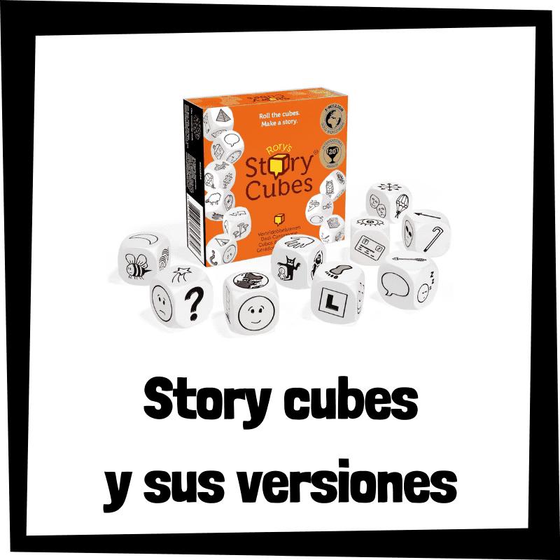 Los mejores juegos de mesa de Story Cubes - Juegos de mesa populares