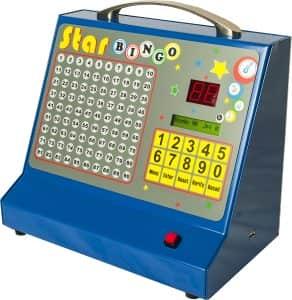 Máquina de Bingo electrónica - Juegos de mesa de Bingo - Los mejores bingos