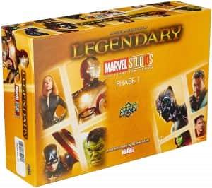 Marvel Legendary - Juegos de mesa de Marvel - Los mejores juegos de mesa de los Vengadores de Marvel