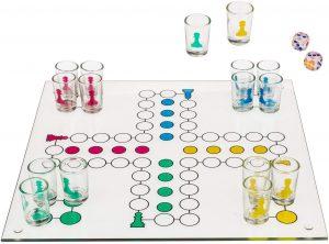 Parchís de Chupitos - Juegos de mesa para beber - Los mejores juegos de mesa de adultos y risas para beber