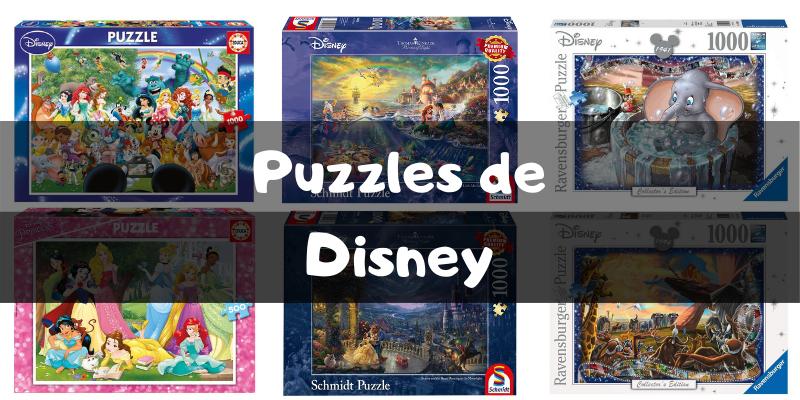 Puzzles de Disney - Puzzles por categorías