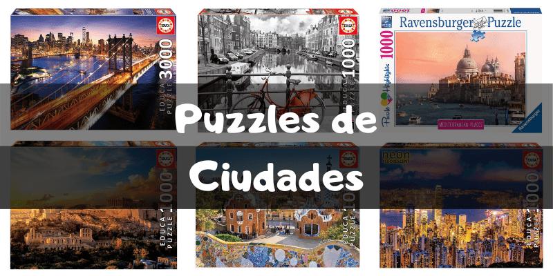 Puzzles de ciudades - Puzzles por categorías