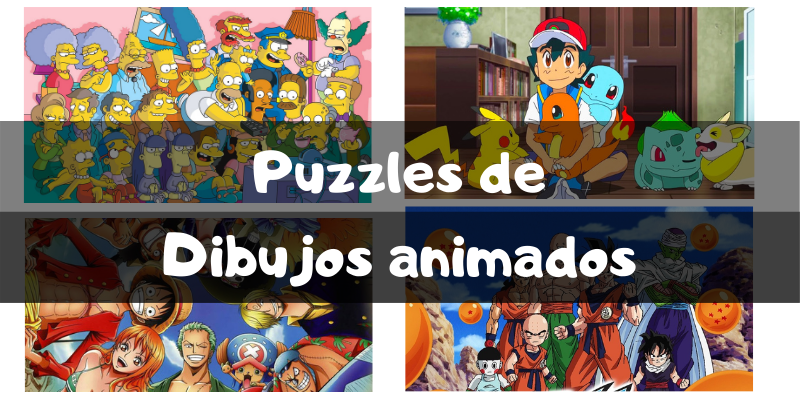 Puzzles de dibujos animados - Puzzles por categorías