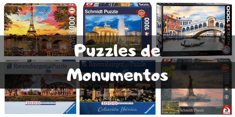 Puzzles de monumentos - Puzzles por categorías