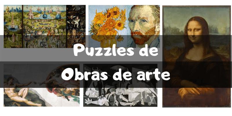 Puzzles de obras de arte - Puzzles por categorías
