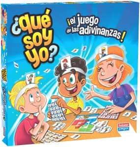 Qué soy yo - Juegos de mesa de Adivina el personaje - Los mejores juegos de mesa de Headbanz