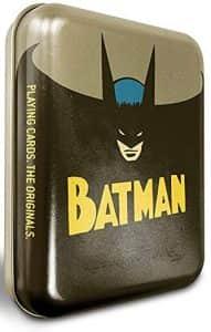 Set de cartas de poker de Batman - Juego de mesa de Funkoverse de Batman de Estrategia - Juegos de mesa de Batman de DC - Los mejores juegos de mesa de Batman de DC