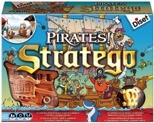 Stratego Junior de Piratas - Juegos de mesa de Stratego - Los mejores juegos de mesa de estrategia y tablero