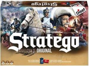 Stratego Original - Juegos de mesa de Stratego - Los mejores juegos de mesa de estrategia y tablero
